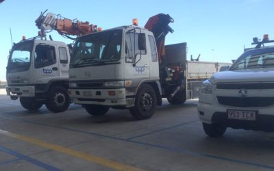 Picking Up A Transformer From Energex